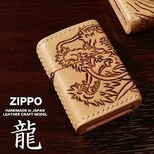 leather zippo case - Google Search