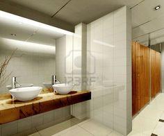 67 Amazing Public Bathroom Design Ideas | Public bathrooms, Bathroom ...