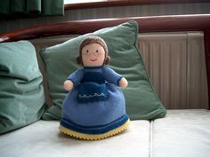 Upside down doll 1