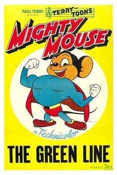 Mighty Mouse [1944] - Comprar en KinoGallery