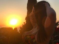 The perfect Sundown (Sexy Ladys World of Fashion) World Of Fashion, Celestial, Sunset, Sexy, Travel, Outdoor, Outdoors, Viajes, Destinations