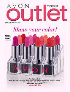 Avon Outlet Campaign 23 2015 Book Online http://www.makeupmarketingonline.com/avon-outlet-campaign-23-2015/