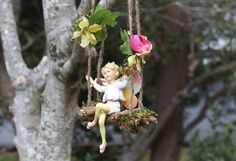 Fairy Swing by Olive  Swing Only  See Other by OliveNatureFolklore