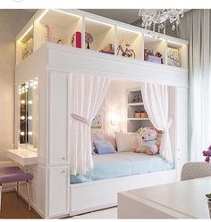 Mädchenzimmer: 75 Mädchenzimmer Ideen mit Fotos Girls room: 75 girls room ideas with photos # Roof sloping paint Related posts: Sewing projects for teens room decor girls bedroom New ideas Light Up Headboard Cute Bedroom Ideas, Cute Room Decor, Girl Bedroom Designs, Room Ideas Bedroom, Awesome Bedrooms, Cool Rooms, Girls Bedroom, Bedroom Decor, Trendy Bedroom