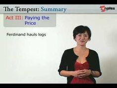 The Tempest - Summary