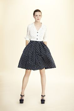 Orla Kiely lookbook for spring summer resort 13