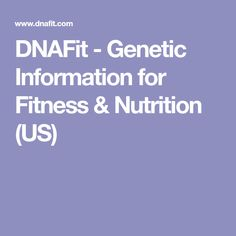 Mick raterman dnafit pinterest motivation dnafit genetic information for fitness nutrition malvernweather Choice Image