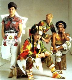 Culture Club--- The first time I saw Boy George, I wanted to do his makeup! Culture Club, Pop Culture, The Maxx, New Wave Music, Star Wars, New Romantics, 80s Music, Dance Music, Club Kids