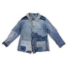 1950's patchwork jacket- Le Mont saint Michel