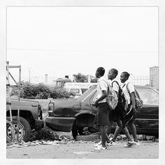 L'uniforme scolaire / Kinshasa - DRC, Africa