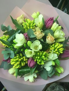 Mothers Day Bouquet www.springfieldflorist.co.uk