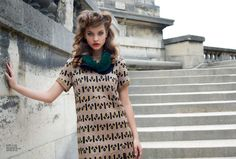 """""""Lady by Choice""""   Model: Barbara Palvin, Photographer: Eric Guillemain, Vogue Australia, September 2011"""