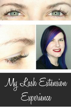 Phyrra shares her Lash Extension Experience at Polished. Find out what it's like to get lash extensions!