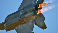 F22 raptor fighter jets military HD wallpaper