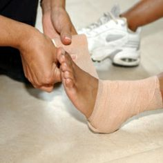 Sprains vary from mild to severe. The amount of force behind the movement determines the degree of your sprain.http://www.axisfootclinic.com/ankle-sprains.html