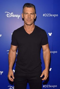Actor Josh Brolin of AVENGERS: INFINITY WAR took part today in the Walt Disney Studios live action presentation at Disney's D23 EXPO 2017 in Anaheim, Calif. AVENGERS: INFINITY WAR will be released in U.S. theaters on May 4, 2018.