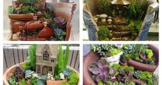 This post is a little more creative and inspiring. If you want to make a hallmark in your garden that will be spotlight and everyone will be delighted, then you are on the right place. This time we found some interesting ideas how to make treasure from your trash. Namely, we will show you some...