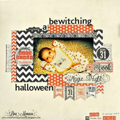 Sweet Nothings Paper Co.- A Bewitching Halloween
