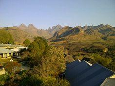 Cathedral Peak Hotel Drakensberg