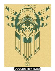 Inca Aztec Tattoos 02 - http://aztectattoo.org/inca-aztec-tattoos-02/