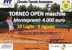 Rodriguez Sanchez Cristian Camillo vince il Torneo di Tennis Open di Avezzano