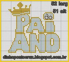 http://dinhapontocruz.blogspot.com.br/2014/07/graficos-para-o-dia-dos-pais-ponto-cruz.html