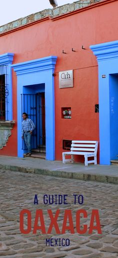 Oaxaca is a fantastic city. Colourful streets, amazing food, fiestas and more. Read our guide to Oaxaca for some great things to do. http://globalhelpswap.com/things-to-do-in-oaxaca-city/