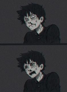 Когда пытаешься сдерживать эмоции