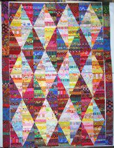 Exuberant Color: I did it......#4 top has its borders.....