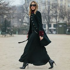 Olivia Palermo at Paris Couture Fashion Week (THE OLIVIA PALERMO LOOKBOOK)