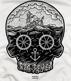 Sea Fever. Parafina Co.