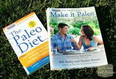 BOOK REVIEW - The Paleo Diet and Make it Paleo   Ditch The Wheat