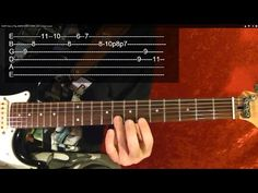 Money Solo by PINK FLOYD ( 1 of 3 ) Guitar Lesson - David Gilmour - YouTube