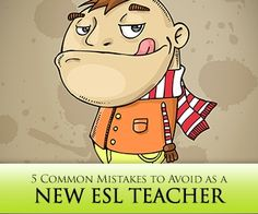 A great article about some common mistakes made by ELL teachers with explanations on why to avoid these habits/situations and how to maintain a successful ELL classroom
