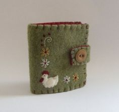 Love this needle book!
