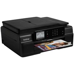 Brother® MFC-J870DW Inkjet All-In-One Printer, Copier, Scanner, Fax