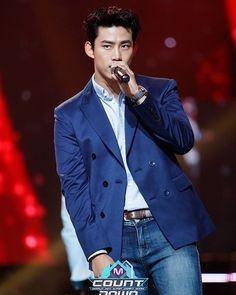 9月29日 2PM「Promise (I'll be)」 M COUNTDOWNステージフォト  #2PM#taecyeon