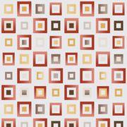 Cute--Brewster Klimt Red Static Cling Window Film