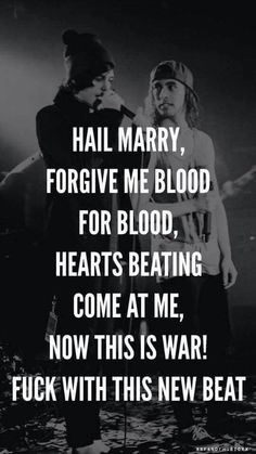 king for a day // pierce the veil