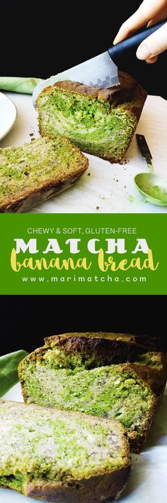 High in potassium and antioxidants, the Matcha banana bread is perhaps the best afternoon snack one could ever wish for! Plus, it pairs well with a fresh made cup of warm MariMatcha sweetened with honey. #love #matcha #macha #抹茶 #お茶 #matchatea #matchalatte #matchalover #matchalovers #matchagreentea #matchaholic #matchaddict #greentea #greentealatte #tea #tealover #health #antioxidants #organic #natural #detox #japan #日本 #matcharecipe #recipe #recipes #antioxidants #healthy