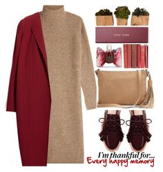 """""""101"""" by mykatty091 ❤ liked on Polyvore featuring By Malene Birger, Lafayette 148 New York, INC International Concepts, Bobbi Brown Cosmetics, Viktor & Rolf, Express, thanksgiving and polyvorecontest"""
