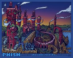 The Mann Center for the Performing Arts, Philadelphia, PA. 8/11&12 by David Welker, edition of 800