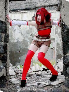 Kallen Kouzuki 紅月カレン from Code Geass: Lelouch of the Rebellion コードギアス 反逆のルルーシュ