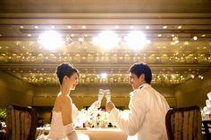 結婚式場写真「乾杯!」 【みんなのウェディング】