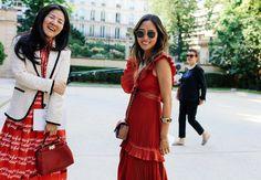 Paris Haute Couture 2016 Sonbahar - Sokak Modası - http://pemberuj.net/paris-haute-couture-2016-sonbahar-sokak-modasi/