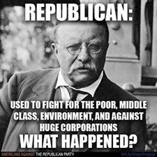 Republicans have been bought by banks, the NRA and their lobbyists.