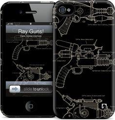 Ray Guns by Weta - iPhone - $35.00