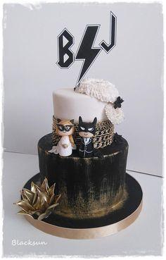 Wedding cake by Blacksun
