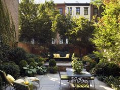New Home Interior Design: Robert A.M. Stern - Townhouse in the West Village New York