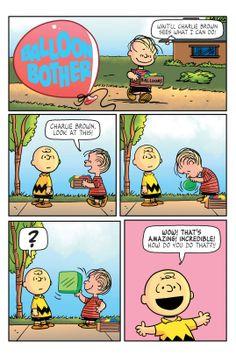 KaBOOM Peanuts Series 2, #17 - Balloon Bother 1